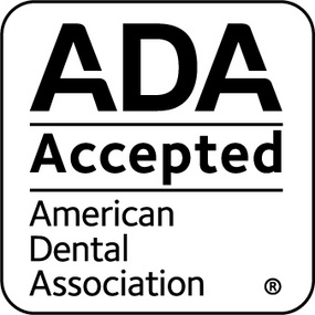 Always look for the ADA's seal when shopping for oral hygiene products.   repinned by www.cosmeticdentistryforsandiego.com
