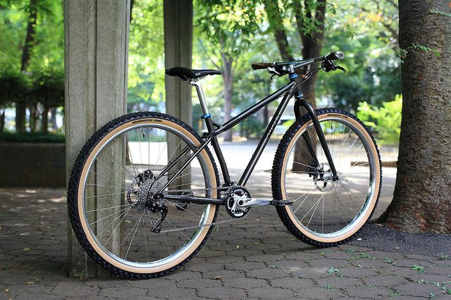 *SURLY* karate monkey complete bike | Flickr - Photo Sharing!