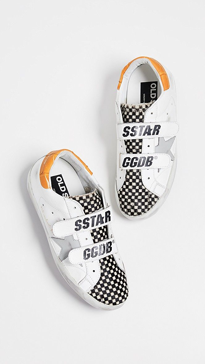 ef7de7271f62 Golden Goose Superstar Old School Sneakers