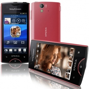 Sony Ericsson ST18 Xperia Ray Pink