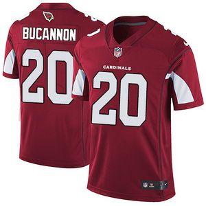 Nike Cardinals #20 Deone Bucannon Red Team Color Men's Stitched NFL Vapor Untouchable Limited Jersey