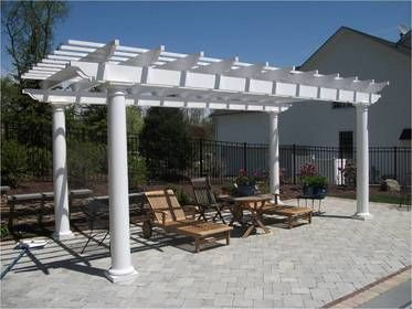 The leader in ready-to-assemble pergola kits shipped direct to you. Cedar, redwood, and fiberglass pergola kits both free-standing and attached
