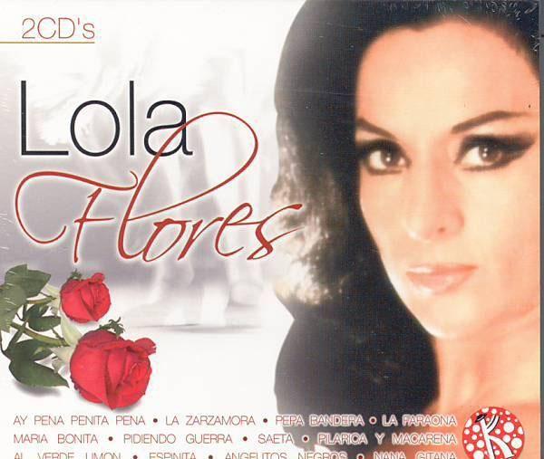 Lola Flores 2CDS - La Zarzamora y otros.