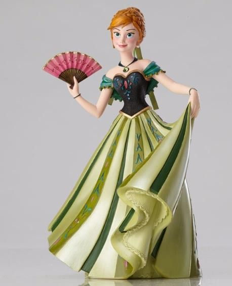 Couture De Force - Frozen Anna Figurine (Disney Showcase)