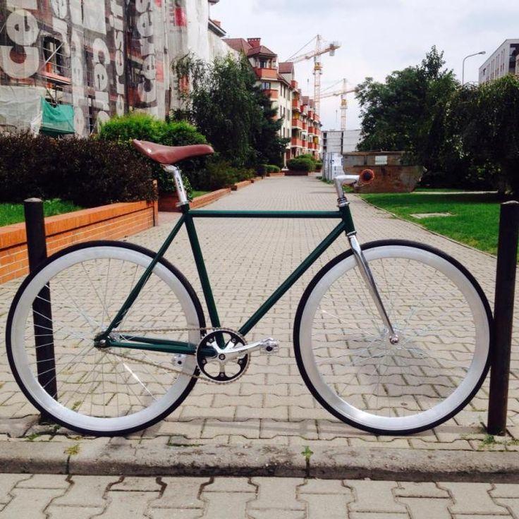Rower Fix Fixed Single Ostre Koło Wrocław (4934461287) - Allegro.pl - Więcej niż aukcje.