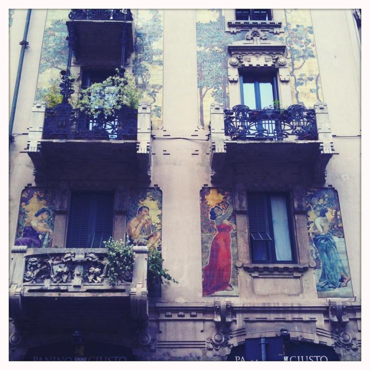 Milano, Decò