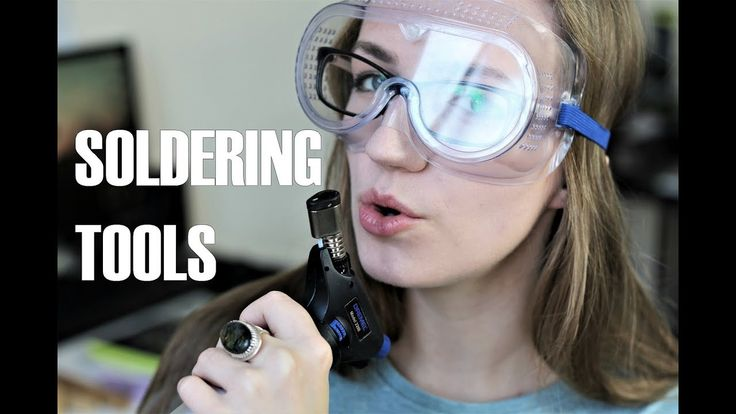 LEARN SILVERSMITHING: Basic soldering tools. Silversmithing for beginners.