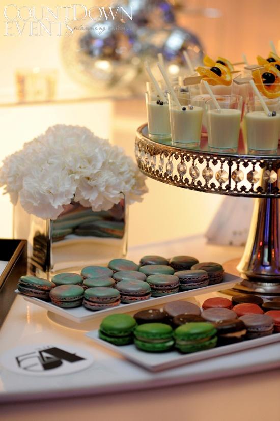 Dessert table #wedding #reception