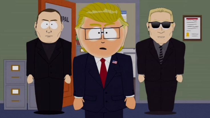 It is unclear if that means no Mr. Garrison or very limited screen time for the fan favorite, who has been around since the first season.    South Park got backed into corner last season with its Donald Trump-like character portrayed by Mr. Garrison due to the presidential election outcome,... #Jokes #Lay #Park #Season #South #Trump #Upcoming