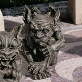 Found it at Wayfair - Whisper The Gothic Gargoyle Statue