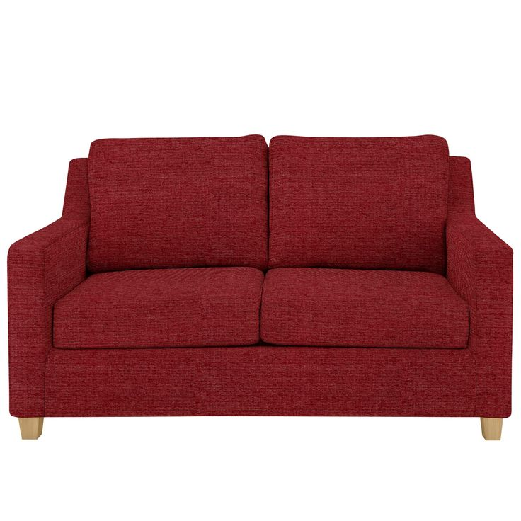Sofa Cover John Lewis Bizet Small Memory Foam Sofa Bed Elena Crimson Red Online Cheap