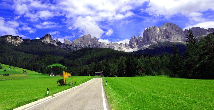 Alpi di Tires - Dolomiti - Italy