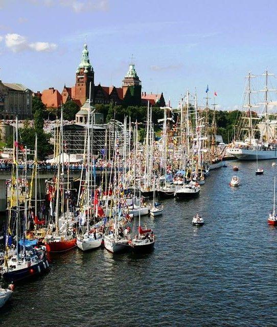 Szczecin, Polska