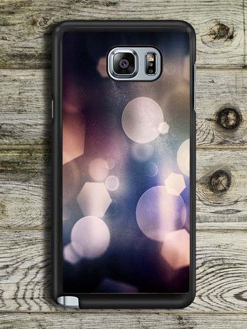 Abstract Light Samsung Galaxy Note 5 Case