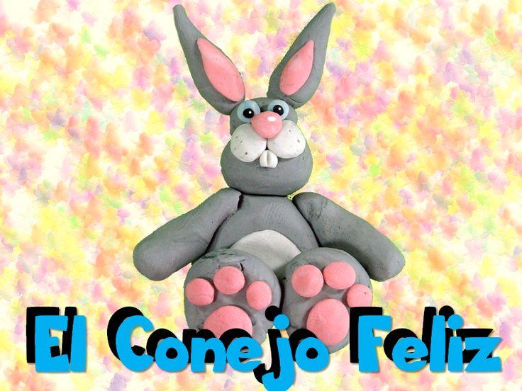 Conejo de plastilina https://youtu.be/kqoOEWEZAyw