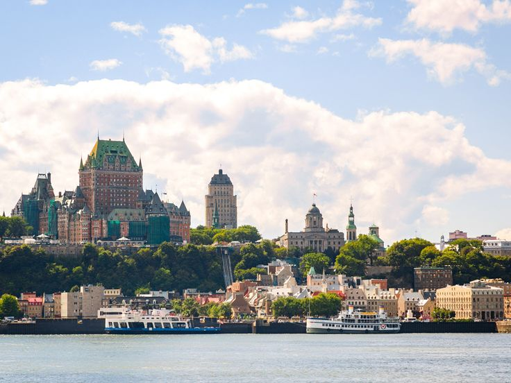 Quebec City tops millennial hot spots list