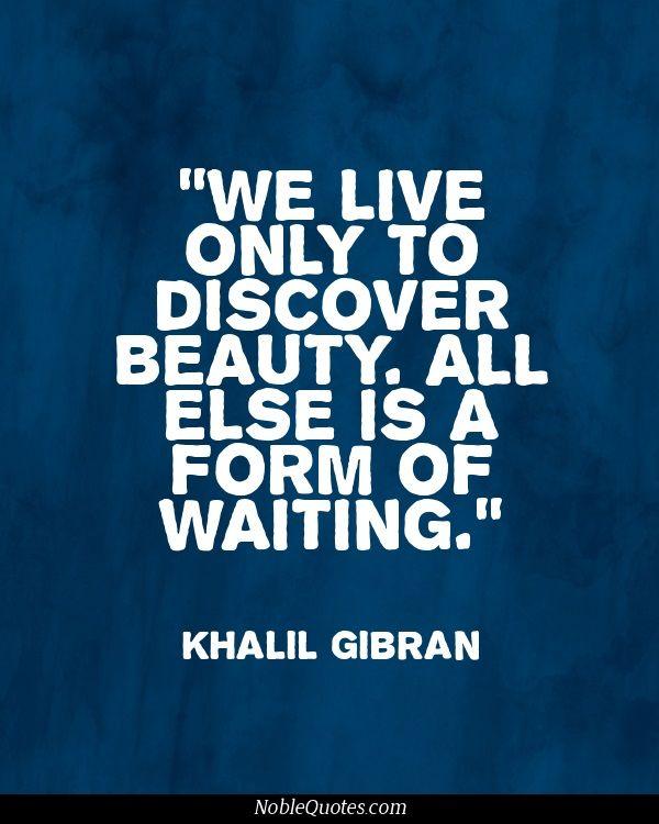 Khalil Gibran Quotes | http://noblequotes.com/
