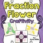 Get your students ready to APPLY their new knowledge of fractions by creating A Fraction Flower Word Problem Craftivity!  This mini-unit can be use...