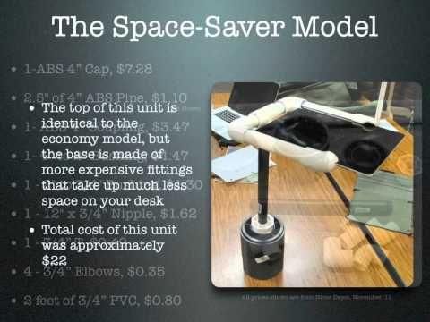 18 best ipad scanning stand ipad document camera stand do it padgadgets diy ipad project spotlight document camera ipad mount solutioingenieria Choice Image