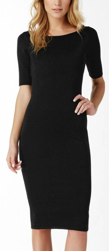 Can't go wrong with this little black dress!