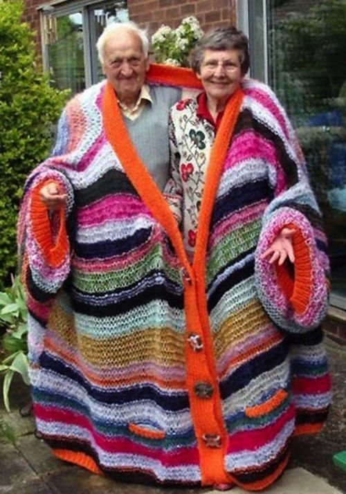The couple who keep each other warm. | 28 Couples Who Should Be Your Real Relationship Goals