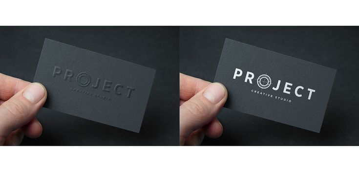 PROJECT / creative studio logo design on Behance