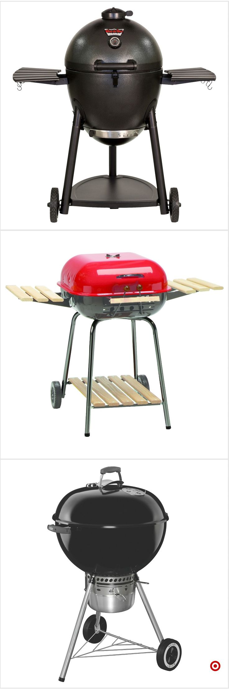 Shop Target for charcoal grill you will love at great low prices. Free shipping on orders of $35+ or free same-day pick-up in store.