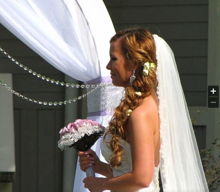 Magic wedding bouquet