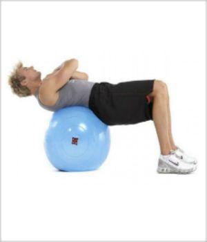Bosu Ballast Ball 65cm : Refisio.com.au