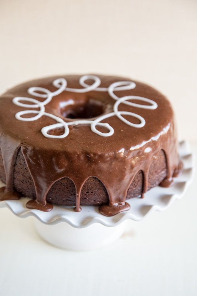Homemade Ding Dong Cake