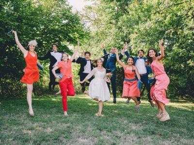 5 raisons d'organiser une soirée avec vos amis la veille de votre mariage !