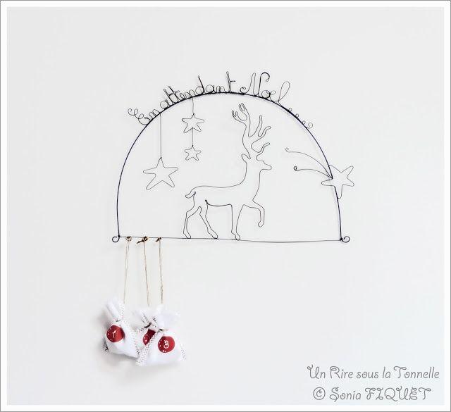 Wire Art by Un Rire sous la Tonnelle © Sonia FIQUET                                                                                                                                                     Plus