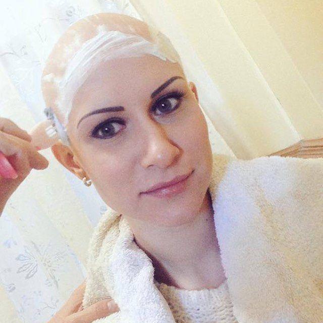 Bald Woman Sex 35