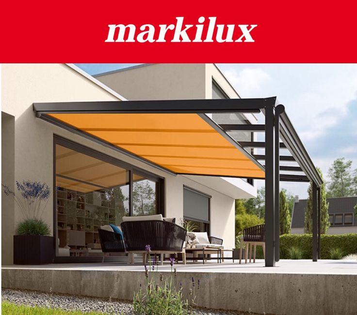 De gloednieuwe markilux 879 onderglas zonwering voor glazen terrasoverkappingen en tuinkamers. Ook leverbaar als Tracfix uitvoering en met geintergreerd led-verlichtingssysysteem (dimbaar, warmwit).