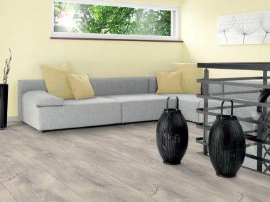 Elf Verdon Grey Laminated Flooring (Unifit)
