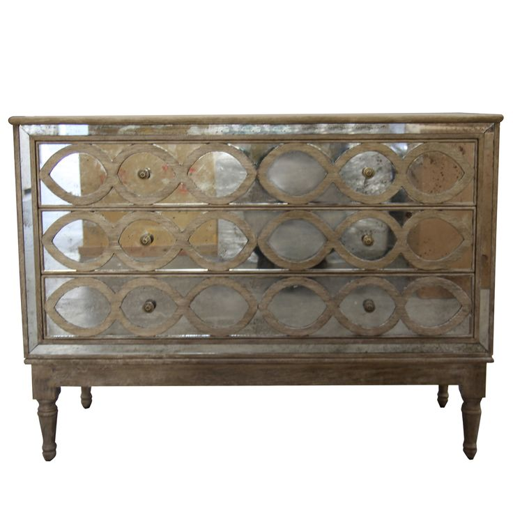 Ogee Commode   Traditional   Dressers Chests And Bedroom Armoires   By  Bliss Studio