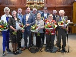 Vrouwelijk Ridders in Zwaag! 2017