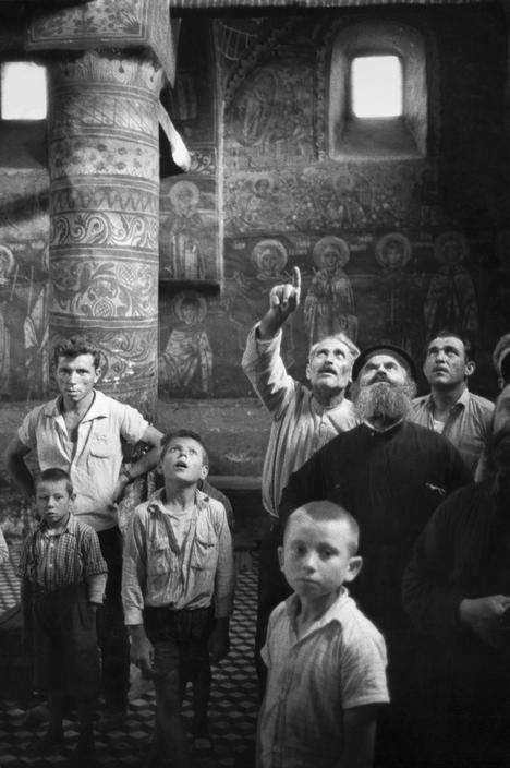 Thessalie, Greece 1961 by Henri Cartier-Bresson