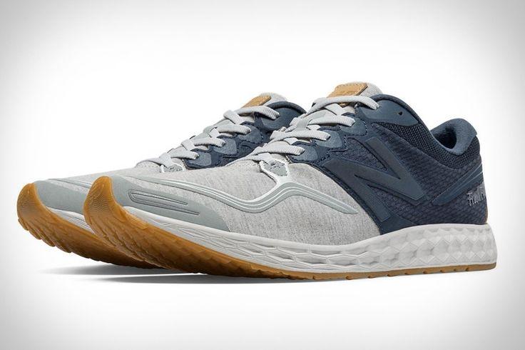 New Balance Fresh Foam Zante Sweatshirt Sneakers / pinterest.com/uncrate