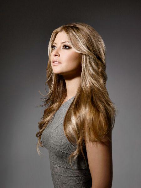 Holly Valance - Daniel Galvin Junior PS #Australia #celebrities #HollyValance Australian celebrity Holly Valance loves http://www.kangafashion.com