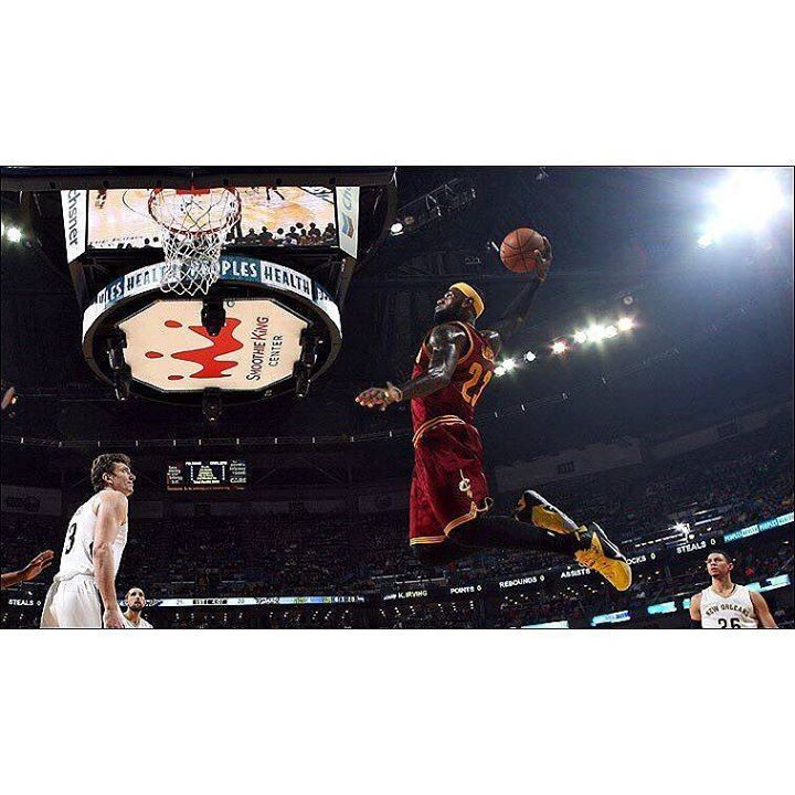 LeBron Struggles Against The West? The 30-12 Cleveland Cavaliers head to the Big Easy tonight to face yet another Western Conference opponent the New Orleans Pelicans. Cleveland holds a 10-6 record against the West this season and a 46-15 record against the West since Jan 25 2015. The Cavs beat the Pelicans earlier this season 90-82 and The King has scored at least 25 points in 8 straight games against the Pelicans. #dhtk #REPRE23NT #donthatetheking http://ift.tt/2jSahzN