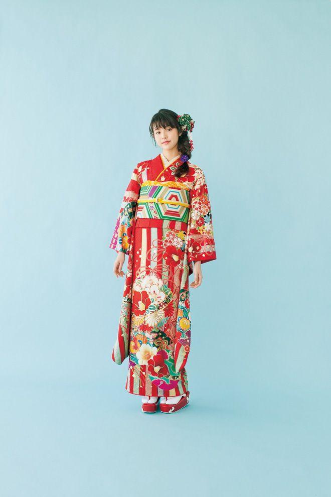 画像: 1/3【クロスカンパニーが京都丸紅とライセンス契約 アースから初の着物シリーズ発売】