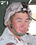 Army Staff Sgt. Kyu H. Chay  Died October 28, 2006 Serving During Operation Enduring Freedom  34, of Fayetteville, N.C.; assigned to 1st Battalion, 3rd Special Forces Group (Airborne), Fort Bragg, N.C.; died Oct. 28 from injuries sustained when an improvised explosive device detonated near his combat patrol in Oruzgan province, Afghanistan.