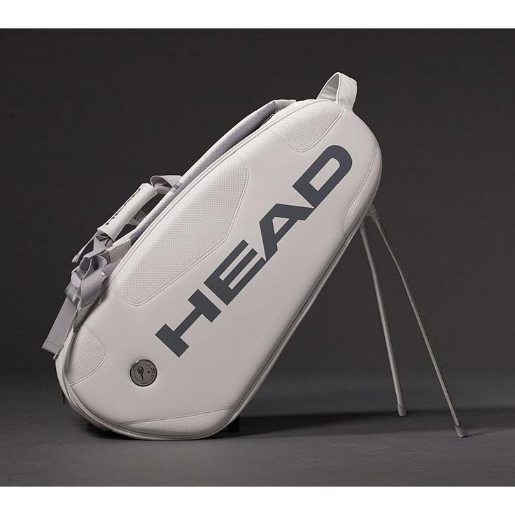 Head Wimbledon Monster Combi Stand Tennis Bag