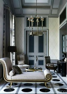 Top interior designers to inspire your next interior design project - Jean-Louis Deniot