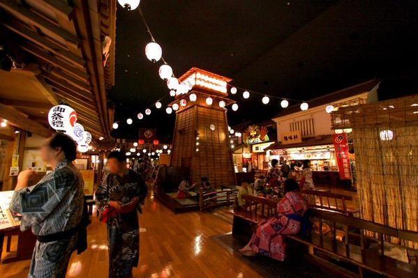 週末に行きたい!日帰りでいける関東の人気温泉ランキングTOP10