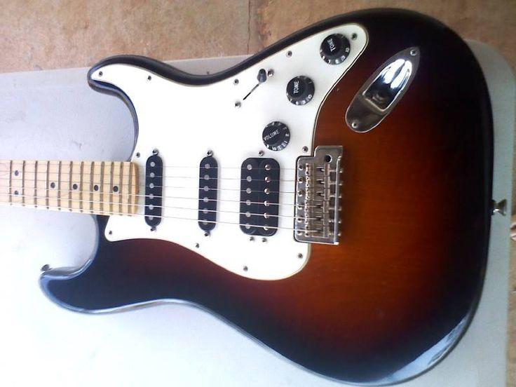 2010 USA Highway 1 Fender Stratocaster Front