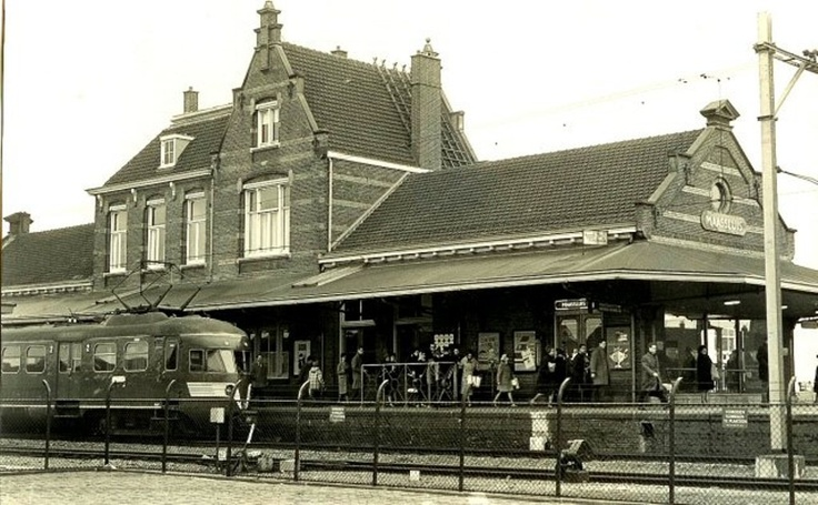 Oude Station Centrum Maassluis