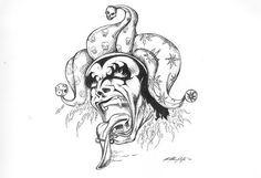 Tags Evil Tattoo Designs -