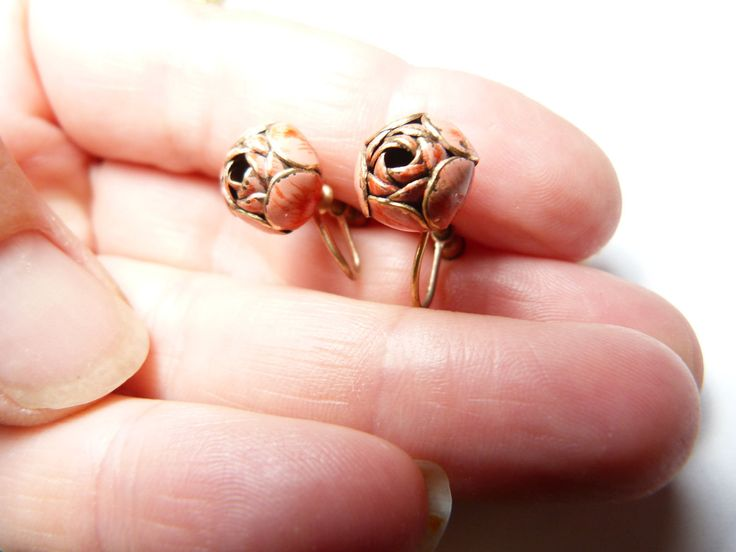 Vintage single earrings